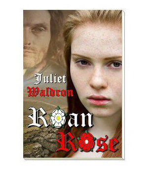 Roan Rose book cover
